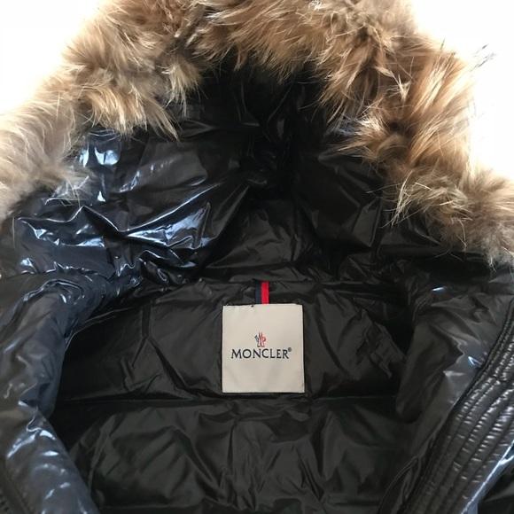 moncler coat poshmark